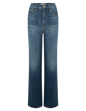 FRAME - Le Jane Straight Leg Jean In Dorsey