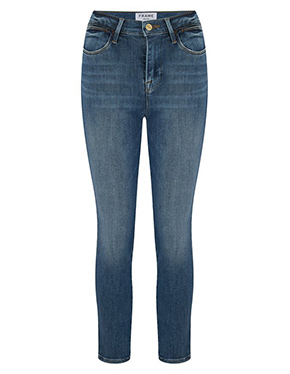 FRAME - Le High Straight Jean In Bestia