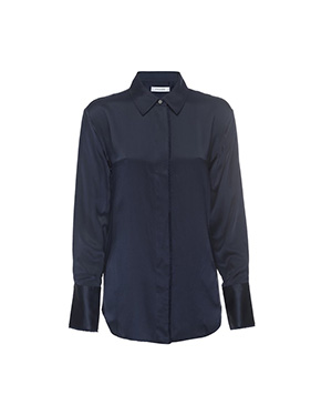 FRAME - Perfect Shirt In Navy