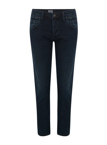 CITIZENS OF HUMANITY - Emerson Boyfriend Jean in Night Shade