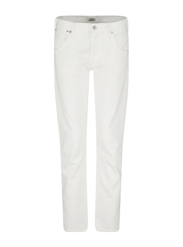 CITIZENS OF HUMANITY - Emerson Boyfriend Jean in Soft White