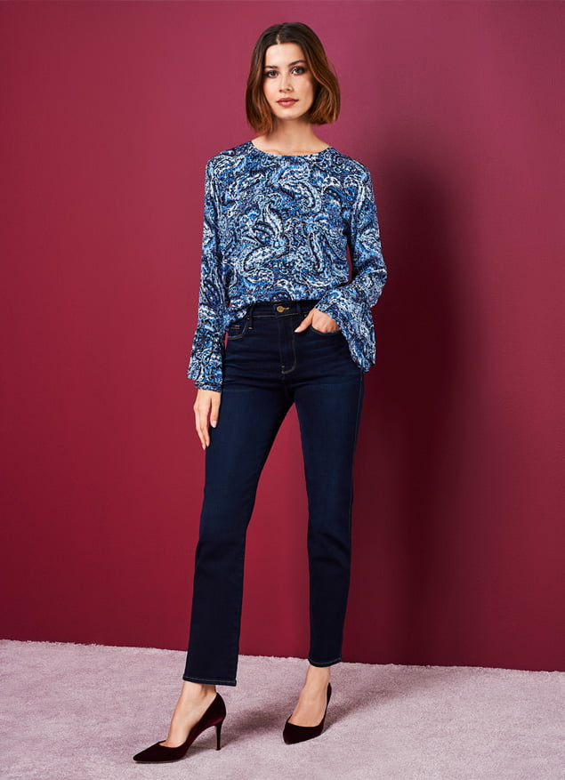 Hues of Blue: Discover Darker Denim Washes