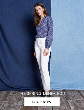 The Spring Denim Edit