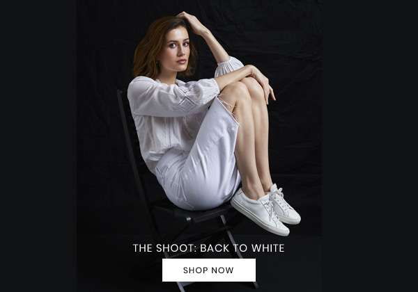 The Shoot: Back To White