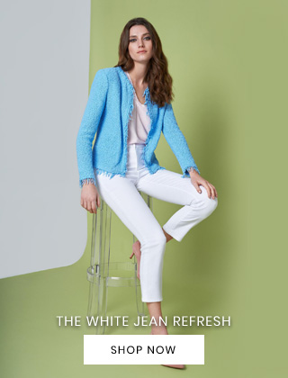 The White Jean Refresh