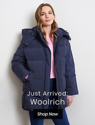 Just Arrived: Woolrich