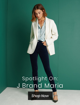 Spotlight On: J Brand Maria