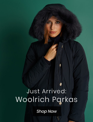 Just Arrived: Woolrich Parkas