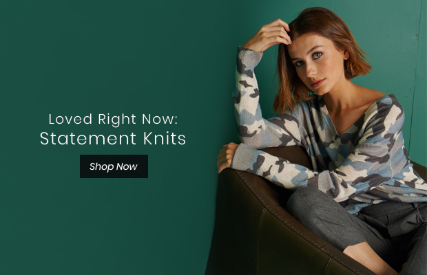 Loved Right Now: Statement Knits