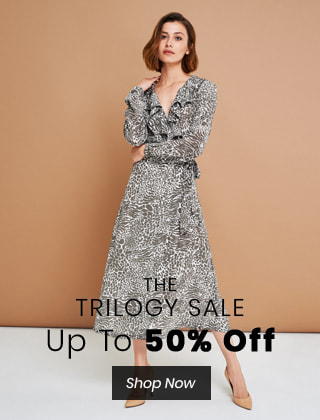 THE TRILOGY SALE: Up To 50% Off