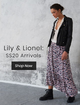 Lily & Lionel: SS20 Arrivals