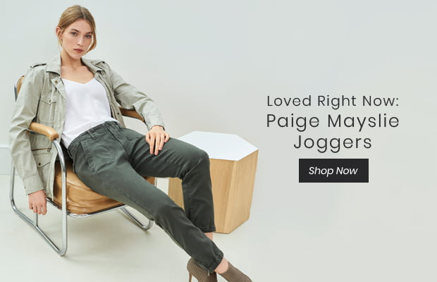 Loved Right Now: Paige Mayslie Joggers