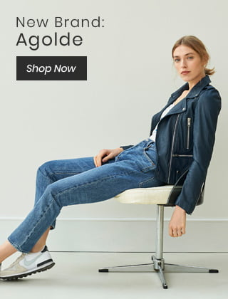 New Brand: Agolde