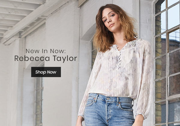 New In Now: Rebecca Taylor