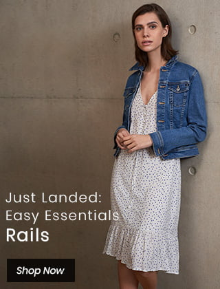 Just Landed: Easy Essentials - Rails