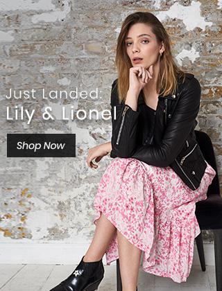 Just Landed: Lily & Lionel