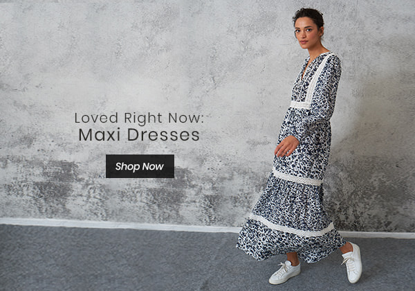 Loved Right Now: Maxi Dresses