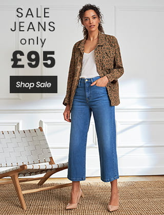 SALE JEANS ONLY £95