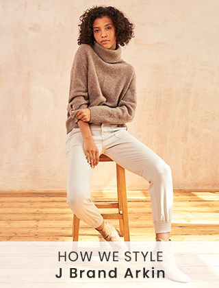 How We Style - J Brand Arkin
