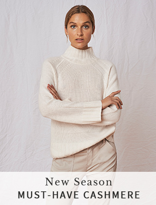 New Season - Must-Have Cashmere
