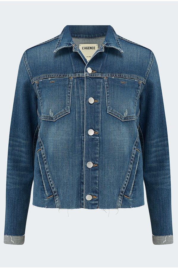 janelle jacket in authentique