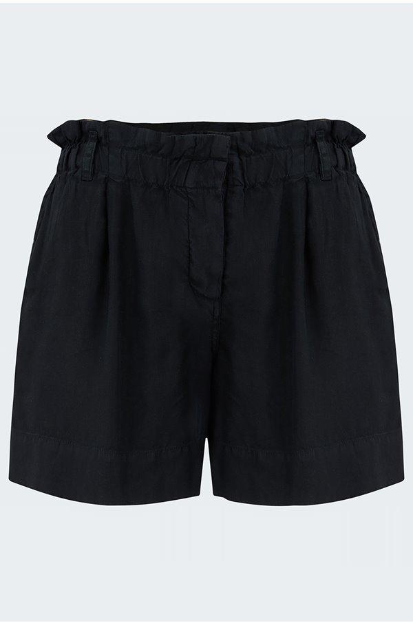 monty in black
