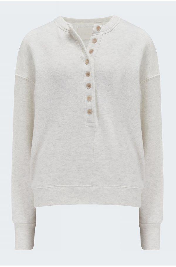 cora sweatshirt in oatmeal heather