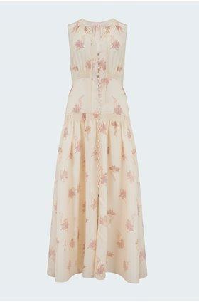 nora floral dress
