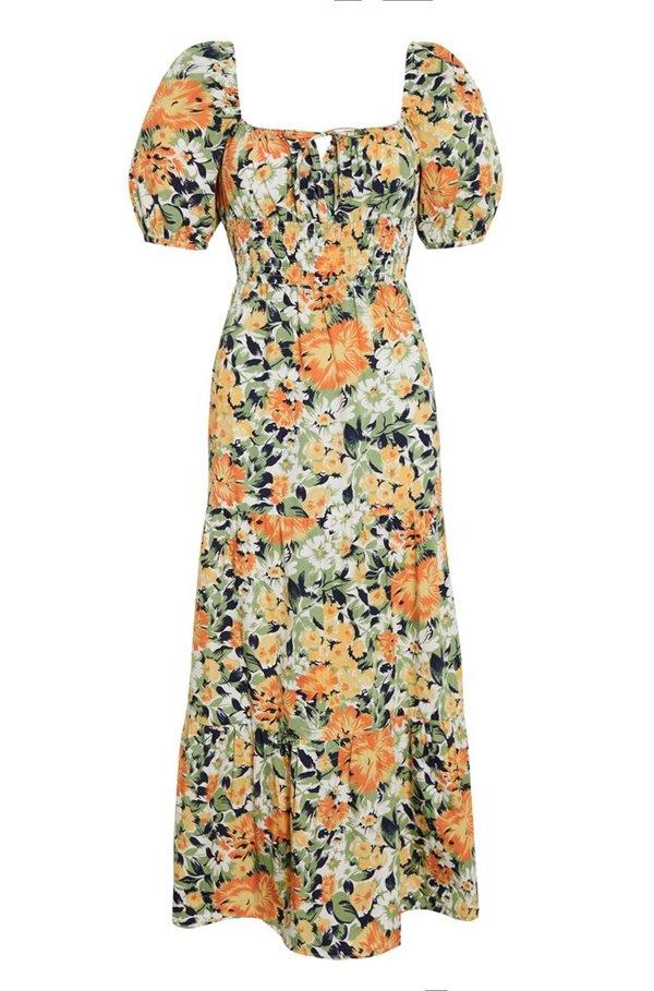 renee dress in pilotta floral print