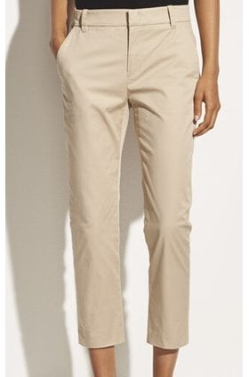 coin pocket chino trouser in latte