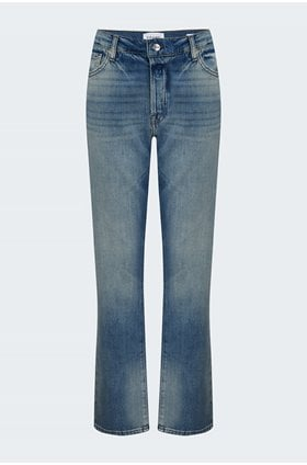 le slouch straight leg jean in newell