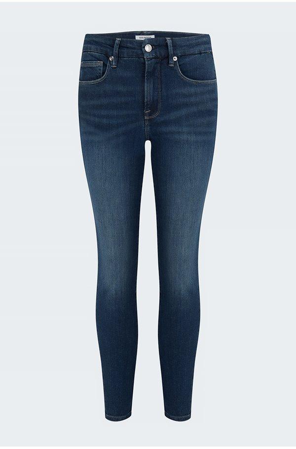 good legs crop jean in blue 260