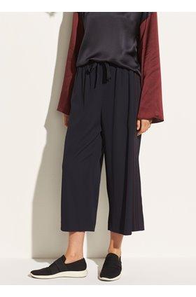 side strap trousers in coastal