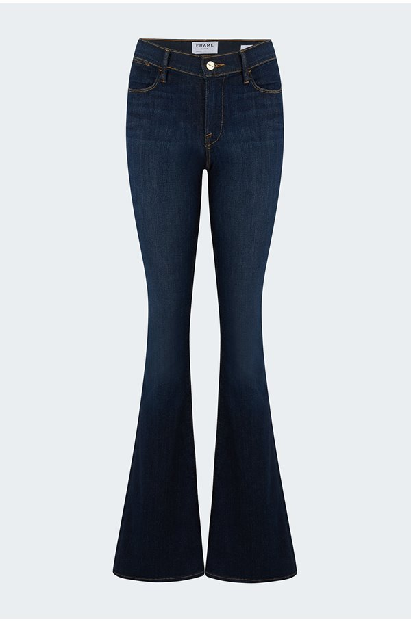 le high flare jean in sutherland