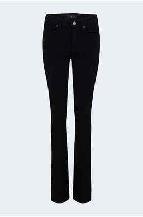 hoxton straight jean in black shadow