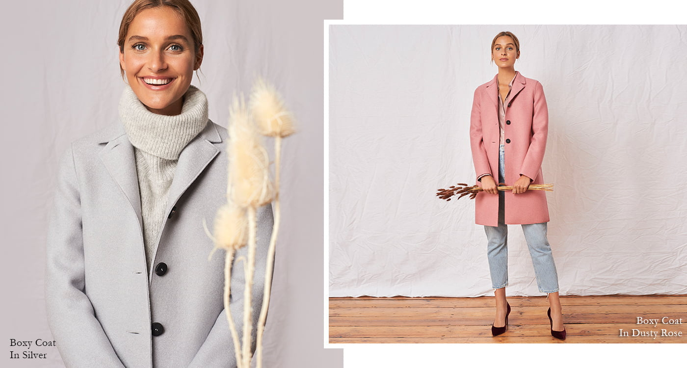 How To Style: Our Best-Selling Coat