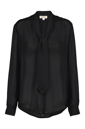 gisele blouse in black