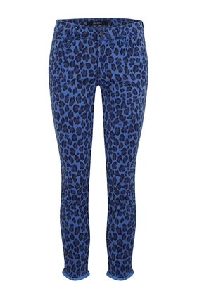 835 Skinny Cropped Jean in Royal Jaguar
