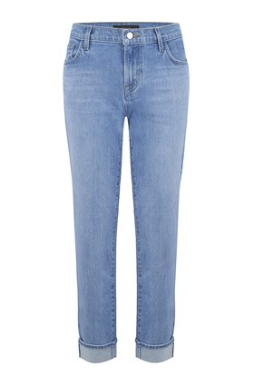 J Brand Johnny Boyfriend Jean in Fortuny