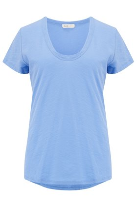 Levete Room  Any Scoop T-Shirt in Pool Blue