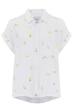 Rails Whitney Shirt in Citron