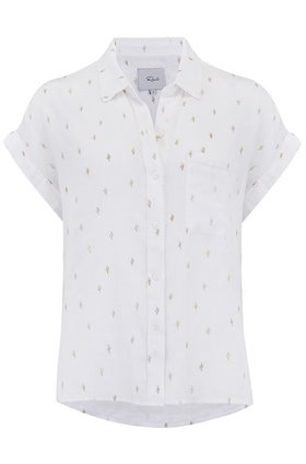 Rails Whitney Shirt in Golden Cactus