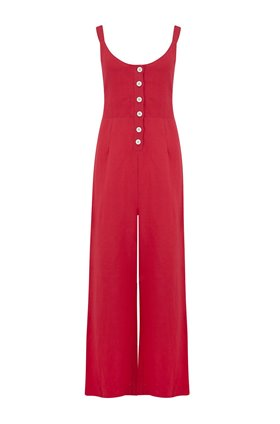 Rails Teresa Jumpsuit in Cayenne
