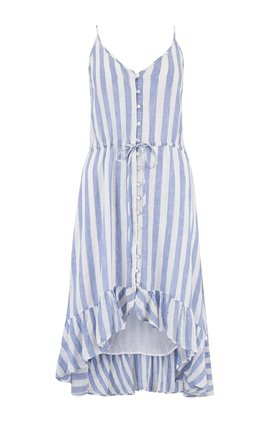 Rails Frida Dress in Ciel Stripe