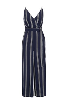 Rails Serena Jumpsuit in Beach Stripe