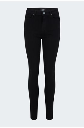 margot skinny jean in black shadow