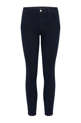 J Brand 835 Skinny Cropped Jean in Photo Ready HD Penrose