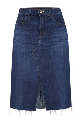 J Brand Jeans Trystan Denim Skirt in Arcade