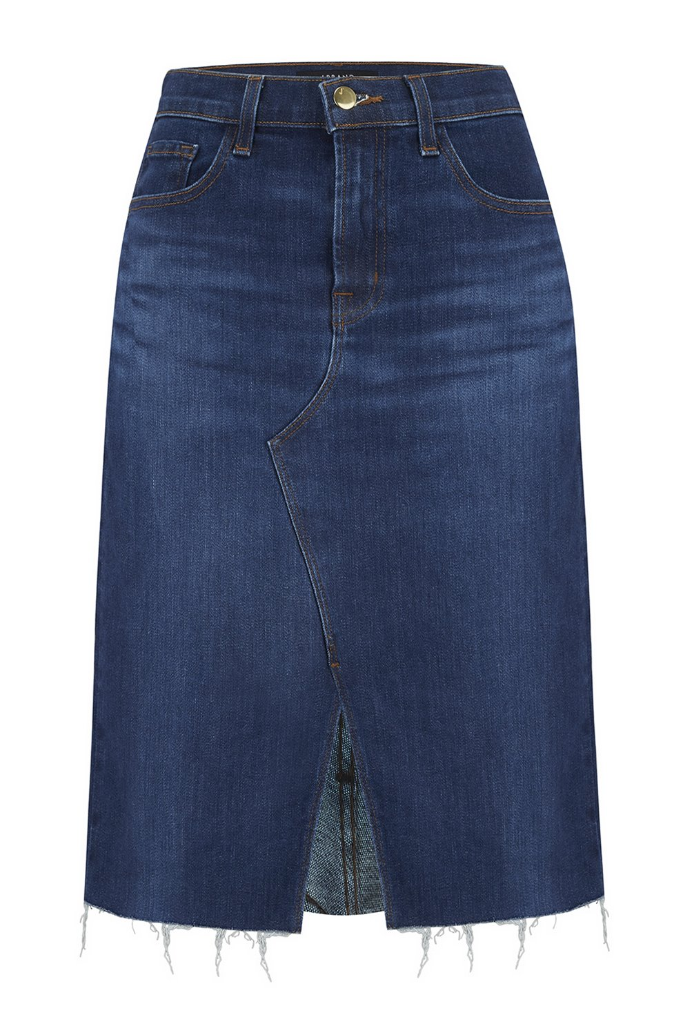 4dcd464e05 Trilogy Stores | Trystan Denim Skirt in Arcade