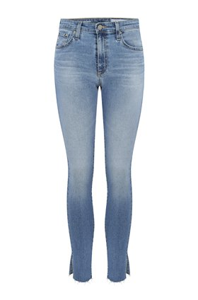 AG Jeans Farrah Skinny Ankle Jean in 18 Years Vacancy